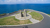 Pt. Udal, the easternmost point in the United States<br /> St. Croix<br /> US Virgin Islands