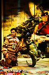 Graeae Theatre Company and Unicorn Theatre for Children;<br /> DIARY OF AN ACTION MAN by Kenny<br /> David Ellington;<br /> Amit Sharma;<br /> 12 February 2003