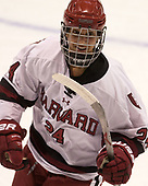Chelsea Ziadie (Harvard - 24) - The Harvard University Crimson tied the Boston University Terriers 6-6 on Monday, February 7, 2017, in the Beanpot consolation game at Matthews Arena in Boston, Massachusetts.