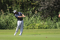 Pat Perez (USA) on the 8th during the 1st round at the WGC HSBC Champions 2018, Sheshan Golf CLub, Shanghai, China. 25/10/2018.<br /> Picture Phil Inglis / Golffile.ie<br /> <br /> All photo usage must carry mandatory copyright credit (&copy; Golffile | Phil Inglis)