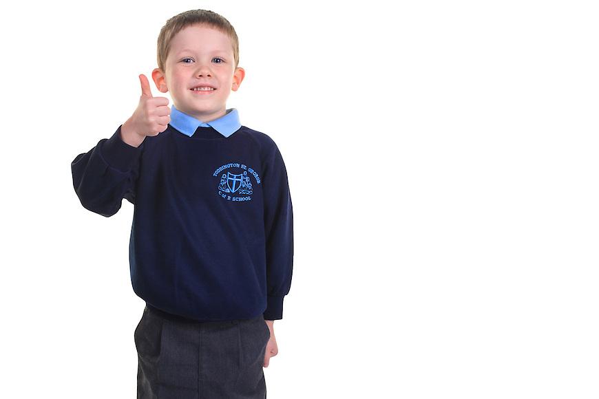 School Portrait Photo