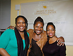 Doreen Gibbs and Deborah Koenigsberger and Rhonda Ross - Hearts of Gold - Learning Center at Semiperm for the ribbon cutting ceremony was held on March 09, 2016 in New York, New York - Manhattan's Upper West Side - Deborah Koenigsberger, Rhonda Ross and Hearts of Gold (Photo by Sue Coflin/Max Photos)