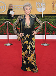 Rita Moreno attends The 20th SAG Awards held at The Shrine Auditorium in Los Angeles, California on January 18,2014                                                                               © 2014 Hollywood Press Agency
