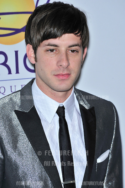 Mark Ronson at music mogul Clive Davis' annual pre-Grammy party at the Beverly Hilton Hotel..February 9, 2008  Los Angeles, CA.Picture: Paul Smith / Featureflash