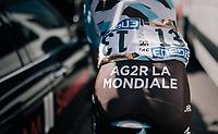 #13 : Axel Domont (FRA/AG2R-LaMondiale)<br /> <br /> 104th Tour de France 2017<br /> Stage 4 - Mondorf-les-Bains &rsaquo; Vittel (203km)