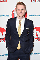 LONDON, UK. September 10, 2018: Jamie Borthwick at the TV Choice Awards 2018 at the Dorchester Hotel, London.<br /> Picture: Steve Vas/Featureflash