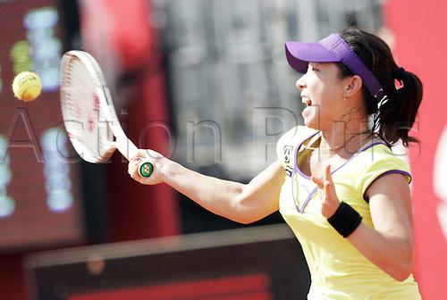 21 05 2010 Tennis Warsaw Open, 2010 WTA Tour, Jie Zheng CHN