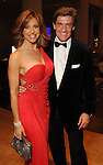 Dominique Sachse and Nick Florescu at the Children's Museum Gala at The Corinthian Saturday Oct. 13,2012.(Dave Rossman photo)