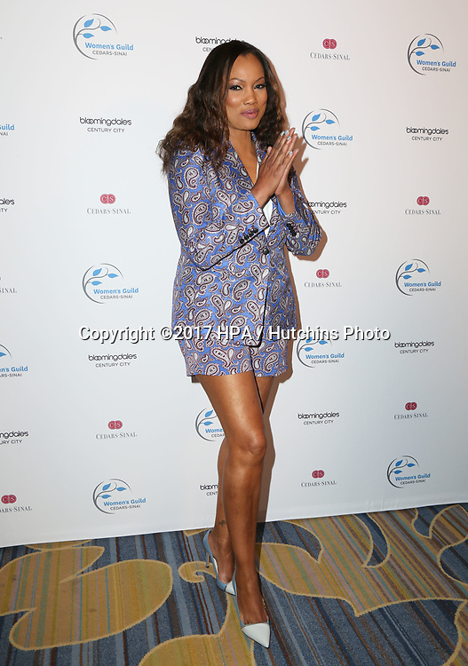 LOS ANGELES - APR 20:  Garcelle Beauvais at the 2017 Women's Guild Cedars-Sinai Annual Spring Luncheon at the Beverly Wilshire Hotel on April 20, 2017 in Beverly Hills, CA