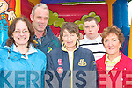 Carmel Ward, Helen O'Mahony, Sheila Curtin Noel Brosnan and Chris O'Mahony had a good time at the sports events in Knocknagoshell at the week-end..   Copyright Kerry's Eye 2008