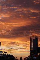 Amanecer de nuevo dia en Hermosillo.Contra Luz de la Torre de Hermosillo