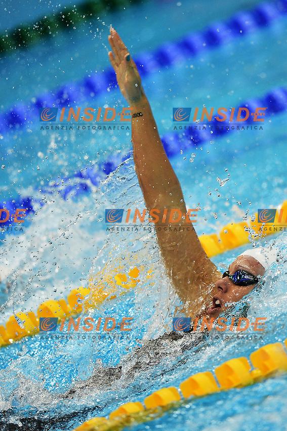 Laure Manaudou France Women's 200m Backstroke.London 02/8/2012 Aquatics Center.London 2012 Olympic games - Olimpiadi Londra 2012.Swimming - Nuoto.Foto Andrea Staccioli Insidefoto