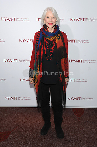 NEW YORK, NY - DECEMBER 13: Ellen Burstyn at the New York Women In Film & Television's 2018 Muse Awards in New York City on December 13, 2018. Credit: John Palmer/MediaPunch