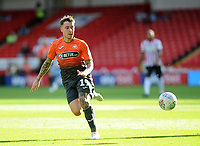 Swansea City's Barrie McKay during the Sky Bet Championship match between Sheffield United and Swansea City at Bramall Lane, Sheffield, England, UK. Saturday 04 August 2018