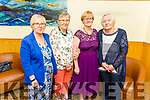 Phil O'Keefe, Sheila Leen O'Sullivan, Ann Sullivan O'Connor and Dolly Conway at the reunion of Ballinclogher NS Lixnaw in the Ballyroe Heights Hotel on Sunday afternoon.