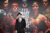 LOS ANGELES, CA - NOVEMBER 13: JK Simmons, at the Justice League film Premiere on November 13, 2017 at the Dolby Theatre in Los Angeles, California. Credit: Faye Sadou/MediaPunch /NortePhoto.com