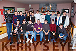Kevin Lenihan, Ballymac celebrated his 18th birthday with his family and friends in O'Riadas bar Ballymac on Saturday night
