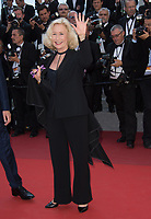 Brigitte Fossey at the Closing Gala for the 70th Festival de Cannes, Cannes, France. 28 May 2017<br /> Picture: Paul Smith/Featureflash/SilverHub 0208 004 5359 sales@silverhubmedia.com