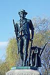 Minuteman Statue, Concord, MA