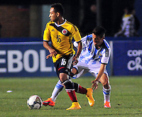 Colombia vs Argentina 29-01-2015