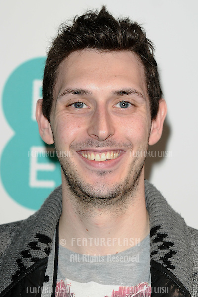 Blake Harrison arriving for the Everything Everywhere 4G launch party at Battersea Power Station, London. 01/11/2012 Picture by: Steve Vas / Featureflash