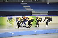 SCHAATSSPORT: HEERENVEEN: IJsstadion Thialf, 12-07-2018, Topsporttraining Zomerijs, ©foto Martin de Jong