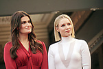 Idina Menzel, Kristen Bell -Double Stars 057 ,  Kristen Bell And Idina Menzel  Honored With Stars On The Hollywood Walk Of Fame on November 19, 2019 in Hollywood, California