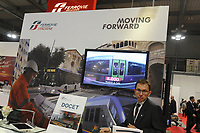 - Expo Ferroviaria alla fiera di Milano-Rho<br />