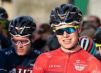 Picture by Allan McKenzie/SWpix.com - 17/05/2018 - Cycling - OVO Energy Tour Series Mens Race Round 3:Aberdeen - JLT Condor's Matt Gibson.