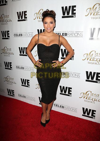 Hollywood, CA - November 06 Eva Longoria Attending Mario Lopez Introduces Casa Mexico Tequila On WE tv's David Tutera CELEBrations At Beso On November 06, 2015. <br /> CAP/MPI/FS<br /> &copy;FS/MPI/Capital Pictures
