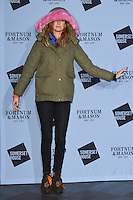 LONDON, UK. November 16, 2016: Olivia Inge at the launch of the Skate 2016 at Somerset House Ice Rink, London.<br /> Picture: Steve Vas/Featureflash/SilverHub 0208 004 5359/ 07711 972644 Editors@silverhubmedia.com