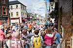 A very successful festival of Music & the Arts in Cahersiveen at the weekend with the sun bringing out massive crowds.