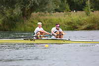 Race: 151  2- (Band 1)  Final<br /> <br /> Peterborough Summer Regatta 2018 - Sunday<br /> <br /> To purchase this photo, or to see pricing information for Prints and Downloads, click the blue 'Add to Cart' button at the top-right of the page.