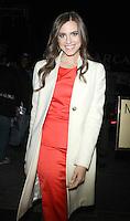 NEW YORK, NY - JANUARY 8: Allison Williams at NBC's Today Show in New York City. January 8, 2013. Credit: RW/MediaPunch Inc. /NortePhoto /NortePhoto