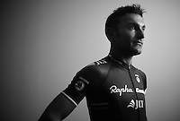 Kristian House (UK)<br /> Rapha Condor JLT team presentation London (march 2013)