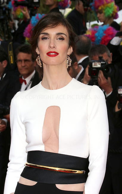 "WWW.ACEPIXS.COM . . . . .  ..... . . . . US SALES ONLY . . . . .....May 18 2012, Cannes....Paz Vega at the premiere of ""Madagascar 3: Europe's Most Wanted"" at the Cannes Film Festival on May 18 2012 in France -....Please byline: FAMOUS-ACE PICTURES... . . . .  ....Ace Pictures, Inc:  ..Tel: (212) 243-8787..e-mail: info@acepixs.com..web: http://www.acepixs.com"