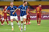 20200719 Calcio AS Roma Internazionale Serie A