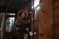 The Night Before (2015)<br /> Ilana Glazer  <br /> *Filmstill - Editorial Use Only*<br /> CAP/KFS<br /> Image supplied by Capital Pictures