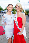 Emma and Taylor O'Gorman at the Kerry Rose Selection at Ballyroe Heights Hotel on Friday Night.