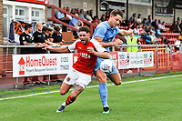 Fleetwood Town v Burnley - pre season - 23.07.2019