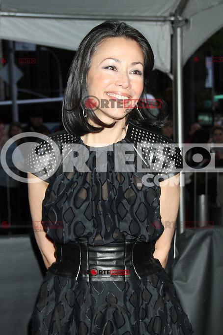 Ann Curry en la noche de gala de TIME las 100 Personas M&aacute;s Influyentes del Mundo en el Jazz at Lincoln Center el 24 de abril de 2012 en Nueva York.<br /> (*Cr&eacute;dito:RW*/*MediaPunch/NottePhoto.com*)<br /> **SOLO*VENTA*EN*MEXICO**