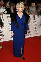 Alison Steadman<br /> arriving for the National TV Awards 2020 at the O2 Arena, London.<br /> <br /> ©Ash Knotek  D3550 28/01/2020