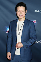 """LOS ANGELES - SEP 3:  Eric Chien at the """"America's Got Talent"""" Season 14 Live Show Red Carpet at the Dolby Theater on September 3, 2019 in Los Angeles, CA"""