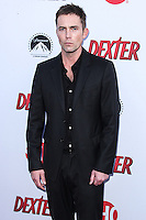 HOLLYWOOD, CA - JUNE 15: Desmond Harrington arrives at the premiere screening of Showtime's 'Dexter' Season 8 at Milk Studios on June 15, 2013 in Hollywood, California. (Photo by Celebrity Monitor)