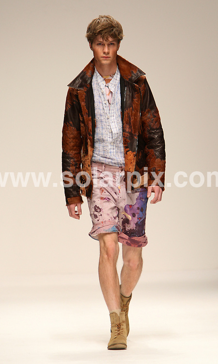 **ALL ROUND PICTURES FROM SOLARPIX.COM**                                             **WORLDWIDE SYNDICATION RIGHTS**                                                                                  Caption:  The James Long show at London Fashion Week 2010, London, UK. 22 September 2010                                                                             This pic: James Long Show                                                                                 JOB REF: 12176 MLW       DATE: 22_09_2010                                                           **MUST CREDIT SOLARPIX.COM OR DOUBLE FEE WILL BE CHARGED**                                                                      **MUST AGREE FEE BEFORE ONLINE USAGE**                               **CALL US ON: +34 952 811 768 or LOW RATE FROM UK 0844 617 7637**
