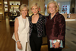 From left: Gretchen Anderson, Alison Bailey and Linda Bloss at the Saks Fifth Avenue Key to the Cure Wednesday Oct. 26,2016.(Dave Rossman photo)