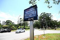 SÃO PAULO, SP - 04.02.2014 - CLIMATEMPO USP- Mais um dia de forte calor em São Paulo, foto feita na Cidade Universitaria USP, Zona Oeste de São Paulo - FOTO: (Aloisio Mauricio / Brazil Photo Press)