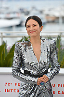 CANNES, FRANCE. May 21, 2019: Zhang Ziyi at the photocall for Chinese actress Zhang Zihi at the 72nd Festival de Cannes.<br /> Picture: Paul Smith / Featureflash