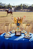 MEXICO, San Pancho, San Francisco, La Patrona Polo Club, the trophies awarded to the winners