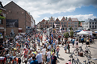 Race start in Aarschot<br /> <br /> Dwars door het Hageland 2019 (1.1)<br /> 1 day race from Aarschot to Diest (BEL/204km)<br /> <br /> ©kramon